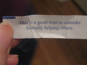 help others cookie
