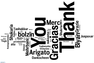Thank U All So Much! Over 4,000 Twitter Followers & Readers in 30 Countries!