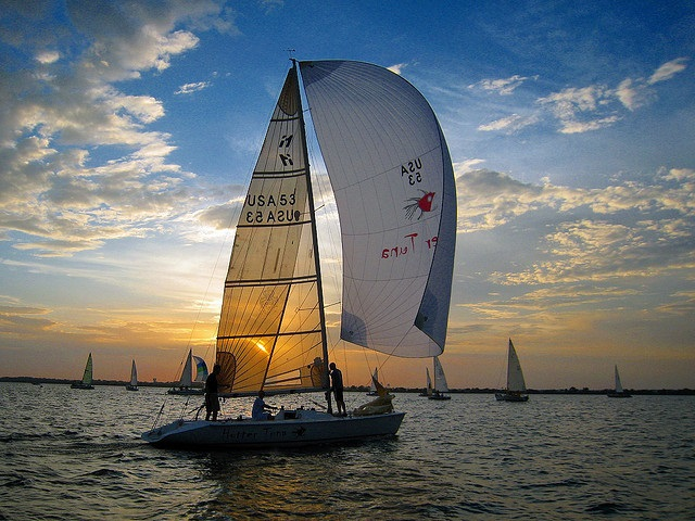 Sails versus Rails: Why Life is More Like Sailing