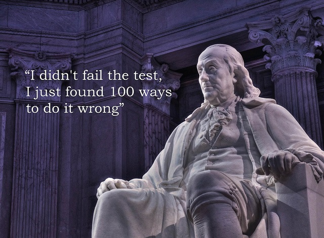 Why There is No Such Thing as a Fail