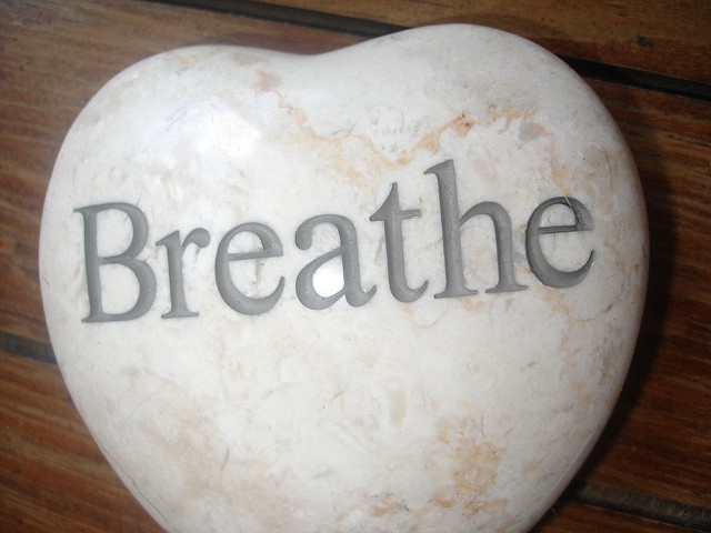 End of the school year got you stressed? Just breathe!
